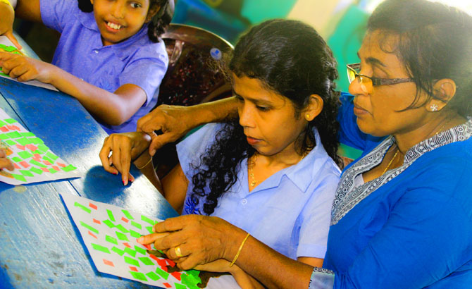 Mother Charitable Foundation - Education